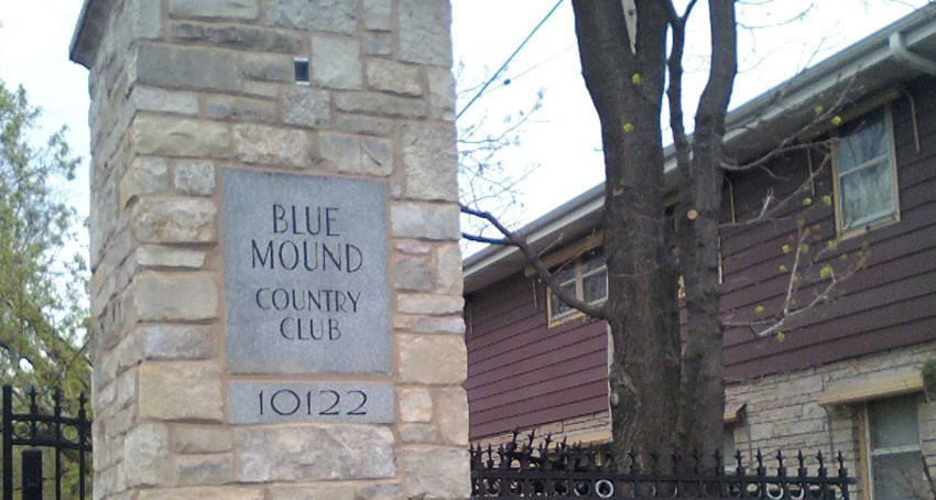 Blue Mound Country Club